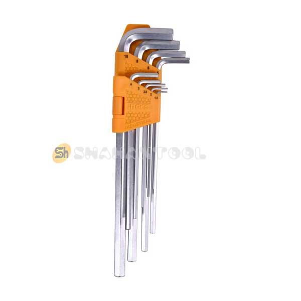 ست آلن ۹ عددی بلند صنعتی اینکو مدل HHK11092