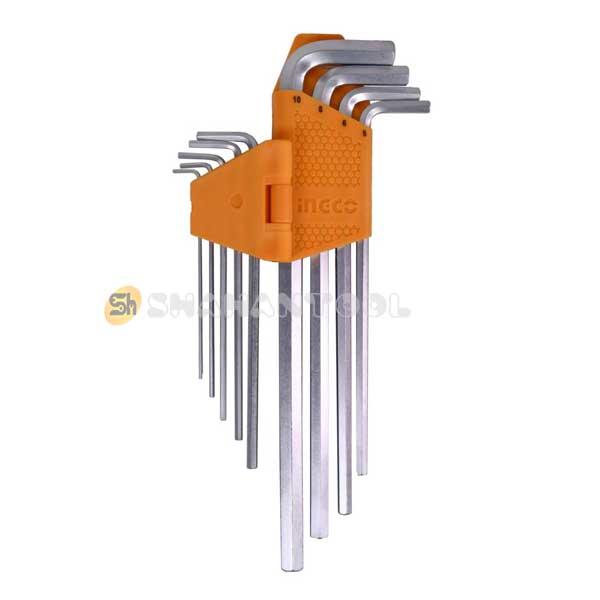 مجموعه آلن ۹ عددی بلند صنعتی اینکو مدل HHK11092