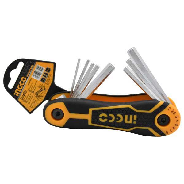 آلن چاقویی ۸ عددی صنعتی اینکو مدل HHK14081