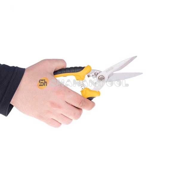 اندازه قیچی الکتریکی اینکو مدل HES0108