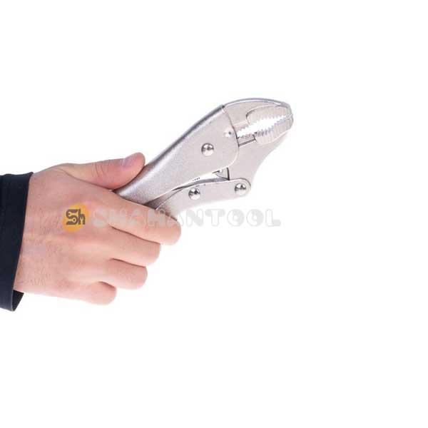 اندازه انبر قفلی 10 اینچ اینکو مدل HCJLW0110