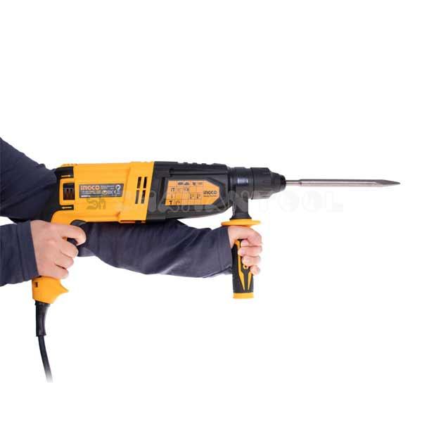 اندازه دریل بتن کن 950 وات اینکو مدل RGH9528