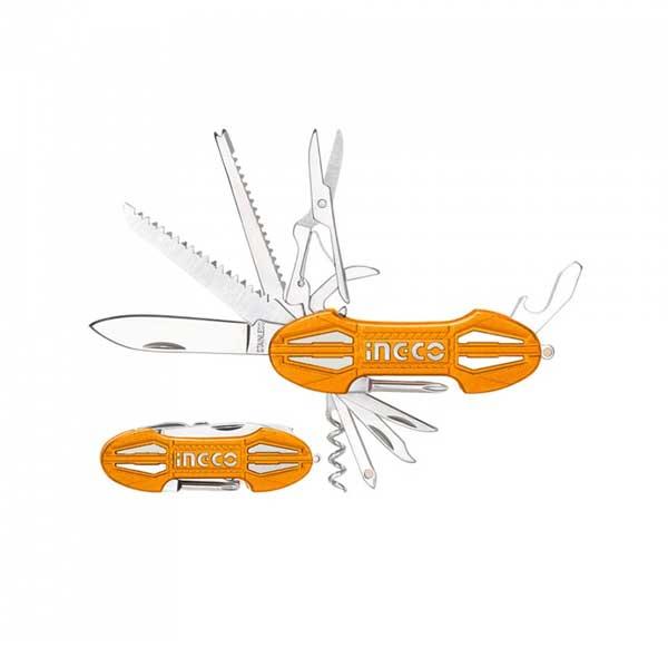 چاقو همه کاره ۱۵ تیغ اینکو مدل HMFK8158